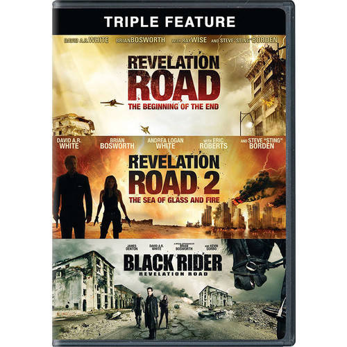 Revelation Road: Beginning Of The End / Revelation Road 2: Sea Of Glass & Fire / Revelation Road: Black (DVD)