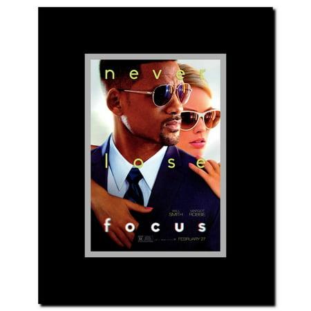 Focus Framed Movie Poster - Walmart.com