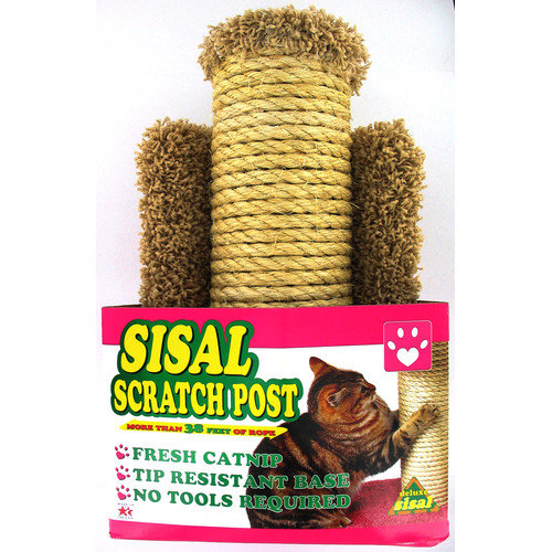 Flexrake Sisal Scratch Post