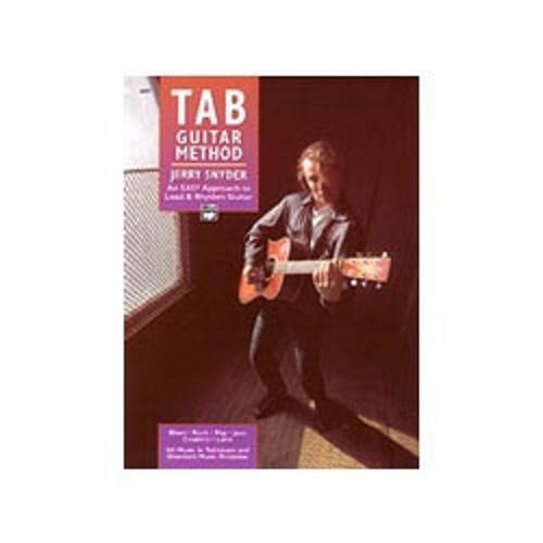 Alfred Tab Guitar Method by