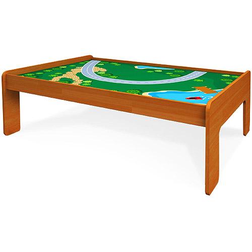 KidKraft Train Table, Honey - Walmart.com