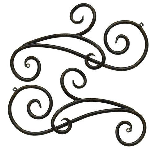 Hinkley Lighting  1433-SCR  Post Lighting Accessories  Trellis  Outdoor Lighting  ;Regency Bronze