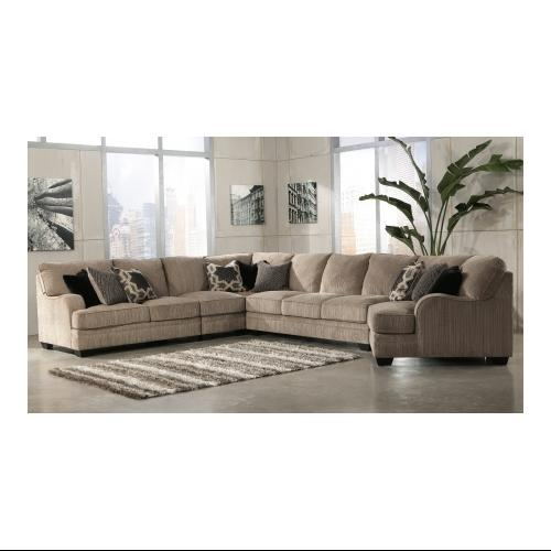 Ashley 30500-75-46-77-99-55 Katisha 5-PC  sc 1 st  Walmart : katisha sectional ashley - Sectionals, Sofas & Couches