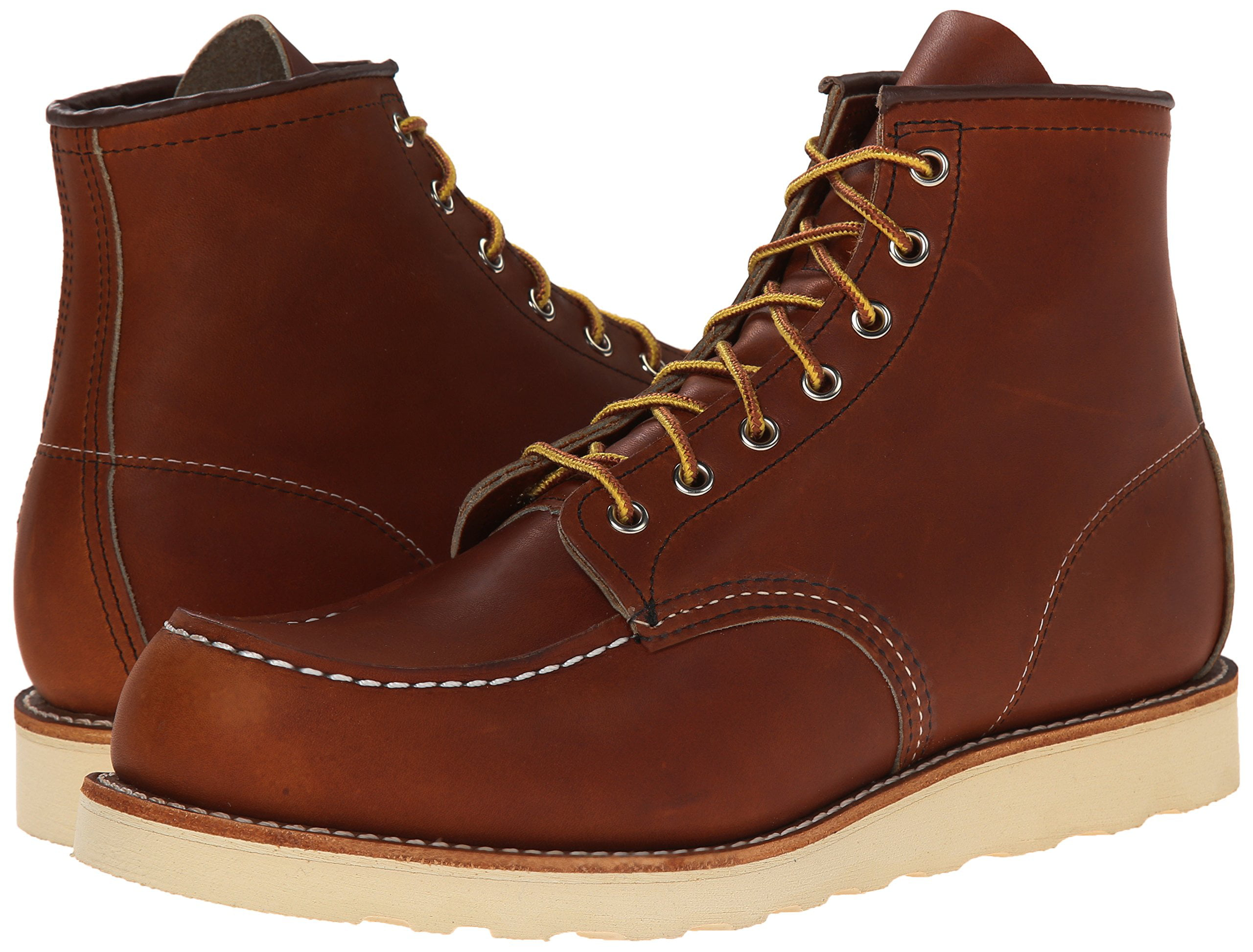 Red Wing Heritage Mens Moc 6 Boot