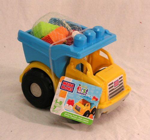 Mega Bloks Play 'N Go Lil' Dump Truck