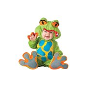 Lil' Froggy Baby Costume by InCharacter - 6026