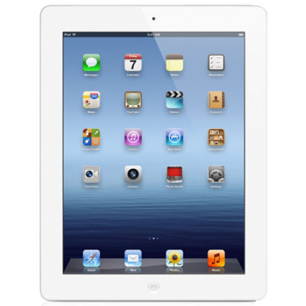 APPLE IPAD 2 WIFI 32GB WHITE - REFURBISHED
