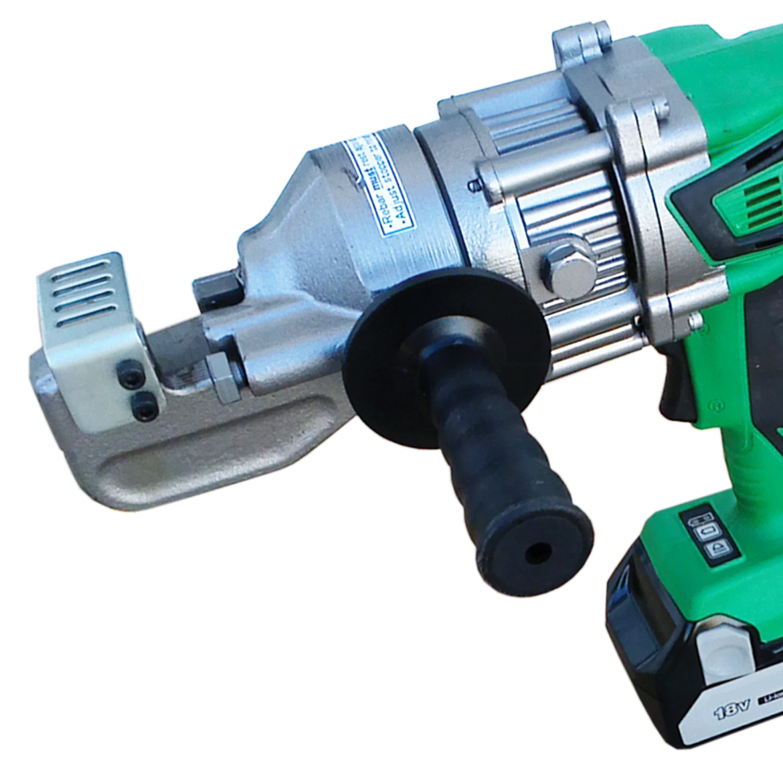 BN PRODUCTS USA Rebar Cutting Tool Kit,18.0V,3.0A,16.1l D...