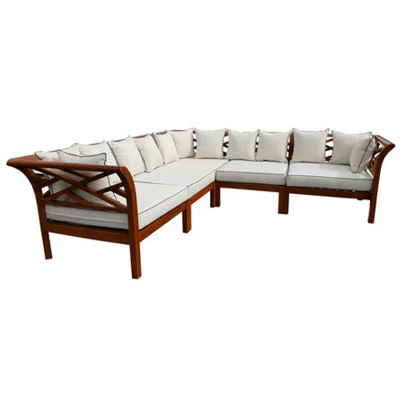 Chic Teak Long Island Modular Sectional