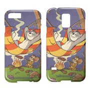 Tom And Jerry Rest And Relaxation Phone Case Barely There (Samsung Galaxy S5)