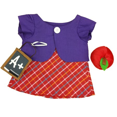 Teacher Outfit Teddy Bear Clothes Outfit Fits Most 14