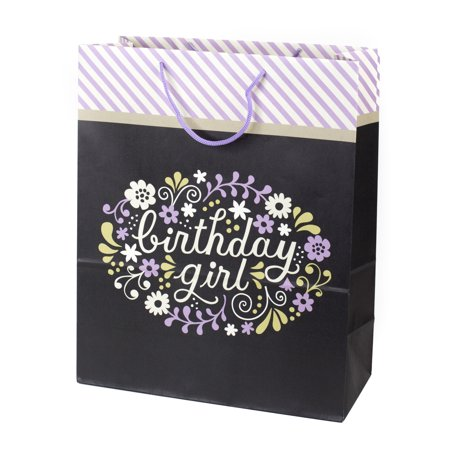 Hallmark Birthday Girl Extra Large Gift Bag