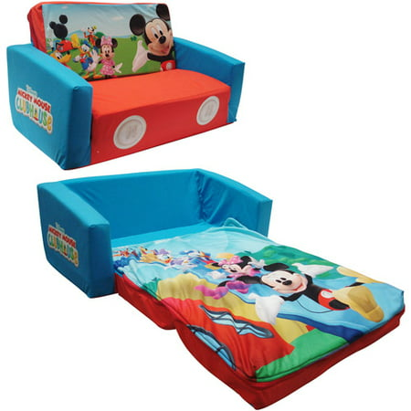 Mickey Mouse Flip Open Sofa Walmart 28 Images