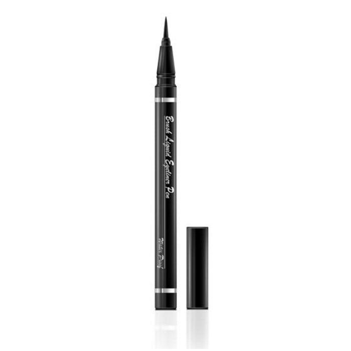 NICKA K Liquid Eyeliner - Darkest Black (12 Paquets) - image 1 de 1