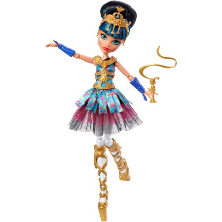 Monster High Ballerina Ghouls Cleo De Nile Doll - Who Sells Monster High Clothes