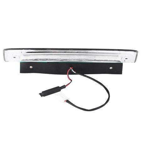 Yosoo Car 3rd Brake Light LED for Dodge Ram 1500 09-17 2500 3500 10-17 55372082AC Chrome&Smoke,Rear Tail Lamp,3rd Brake Lamp - image 7 de 8