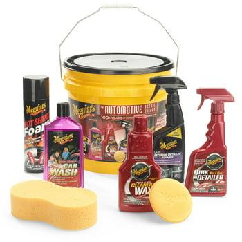 Meguiars 8-Pc. Auto Bucket Kit