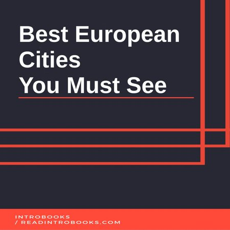 Best European Cities You Must See - Audiobook (Best Walled Cities In Europe)
