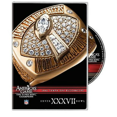 Americas Game  Tampa Bay Super Bowl Xxxvii