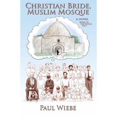 Christian Bride  Muslim Mosque