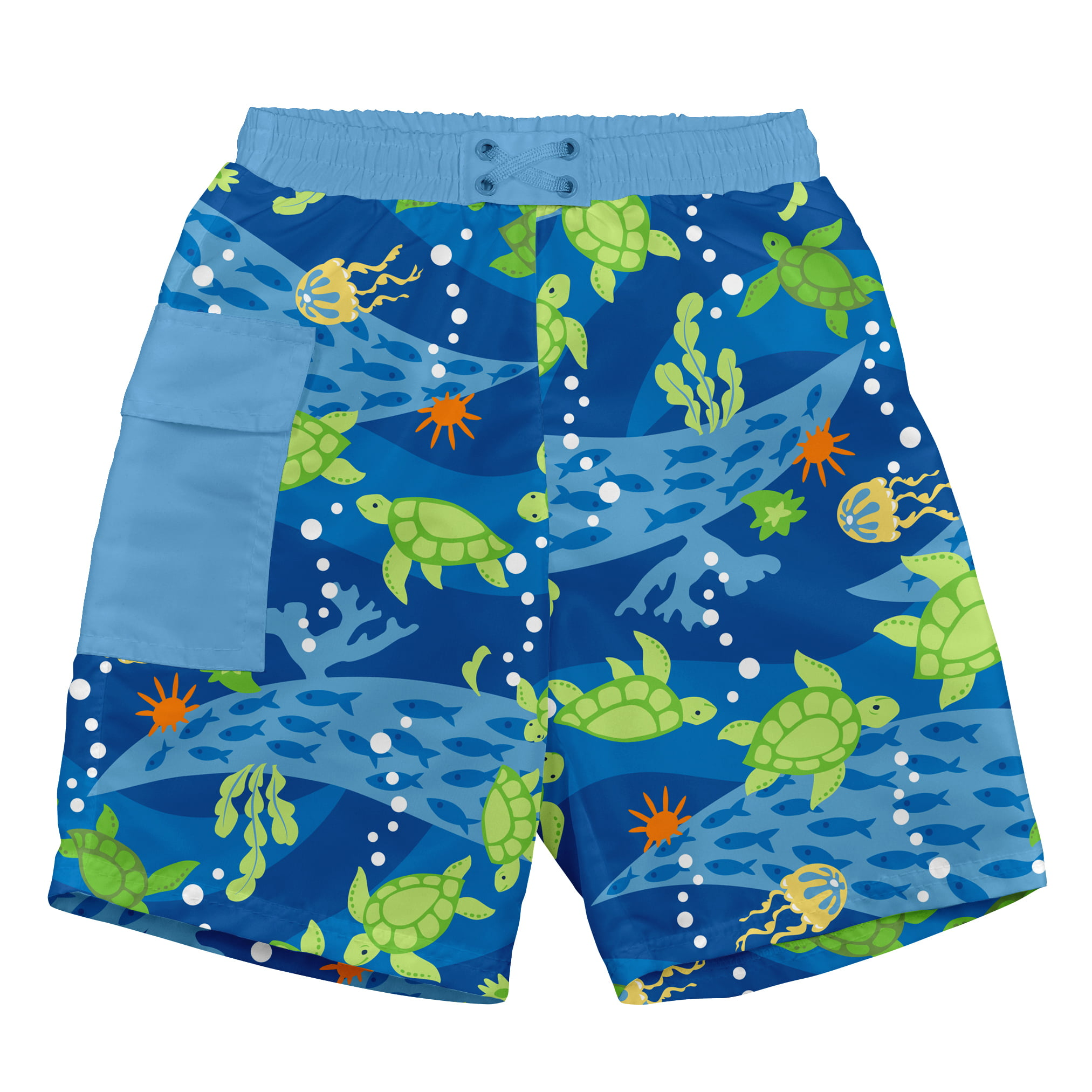 Baby Reusable Swim Diapers Adjustable /& Washable Swimsuit Diapers Toddler Swimwear for Boys and Girls 1T-3T
