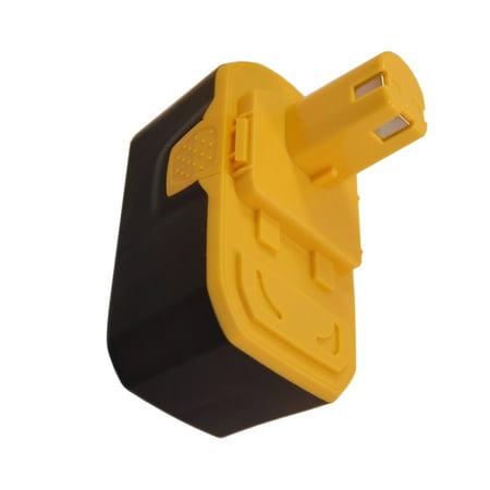 HQRP 18V 2200mAh Battery for Ryobi ONE+ MS181 Cordless Compound Miter Saw,  OJ1802 Orbital Jig Saw, P200 Cordless Drill, P206 Drill-Driver, P2100