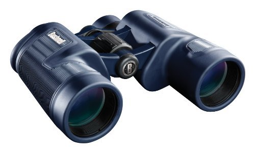 Bushnell H20 Binocular 8x 42 mm Armored, Shock Proof, Fog Proof, Water Proof by Bushnell