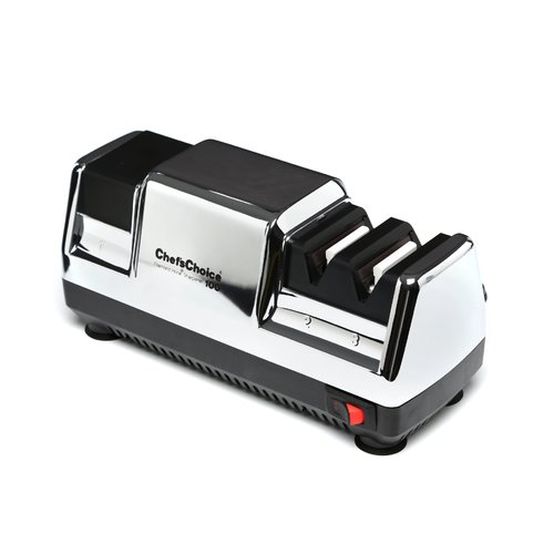Click here to buy Chef's Choice Diamond Hone Compact M100 Knife Sharpener by Generic.