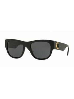 e323759c5e15 Product Image Versace 4359 Sunglasses GB1 87 Black