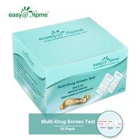 (15 Pack) Easy@Home 5 Panel Instant Urine Drug Test EDOAP-754