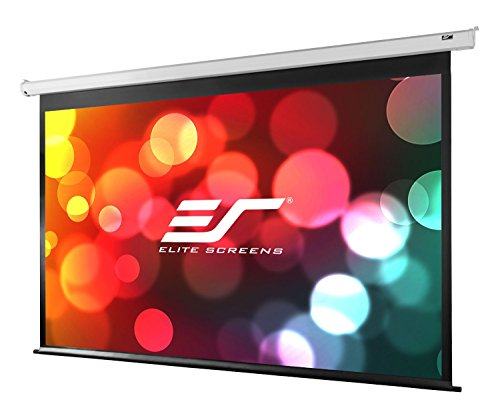 Elite Screens VMAX2, 150-inch Diagonal 16:9, Electric Mot...