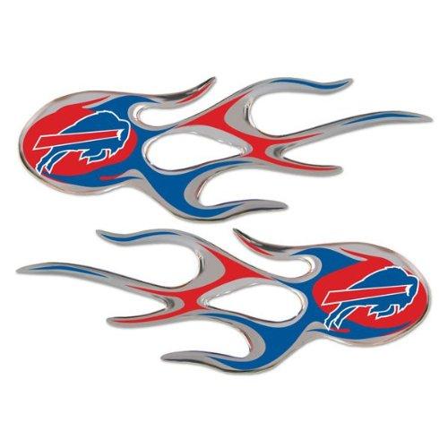 Buffalo Bills Micro Flames Graphics