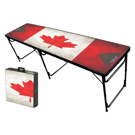Party Pong Tables Canada Folding And Portable Beer Pong Table - Custom vinyl decals for beer pong tables