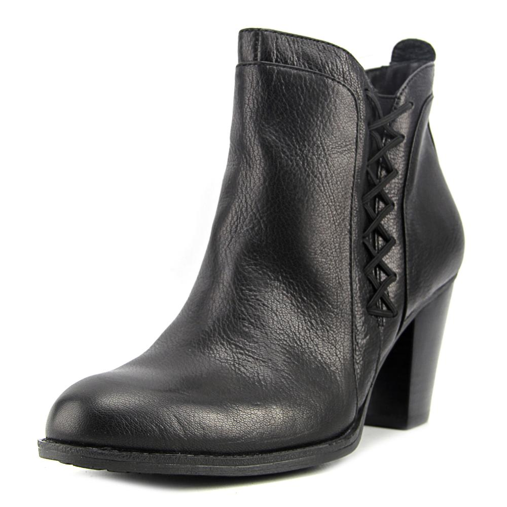 Sofft Waverly Round Toe Leather Ankle Boot by Sofft