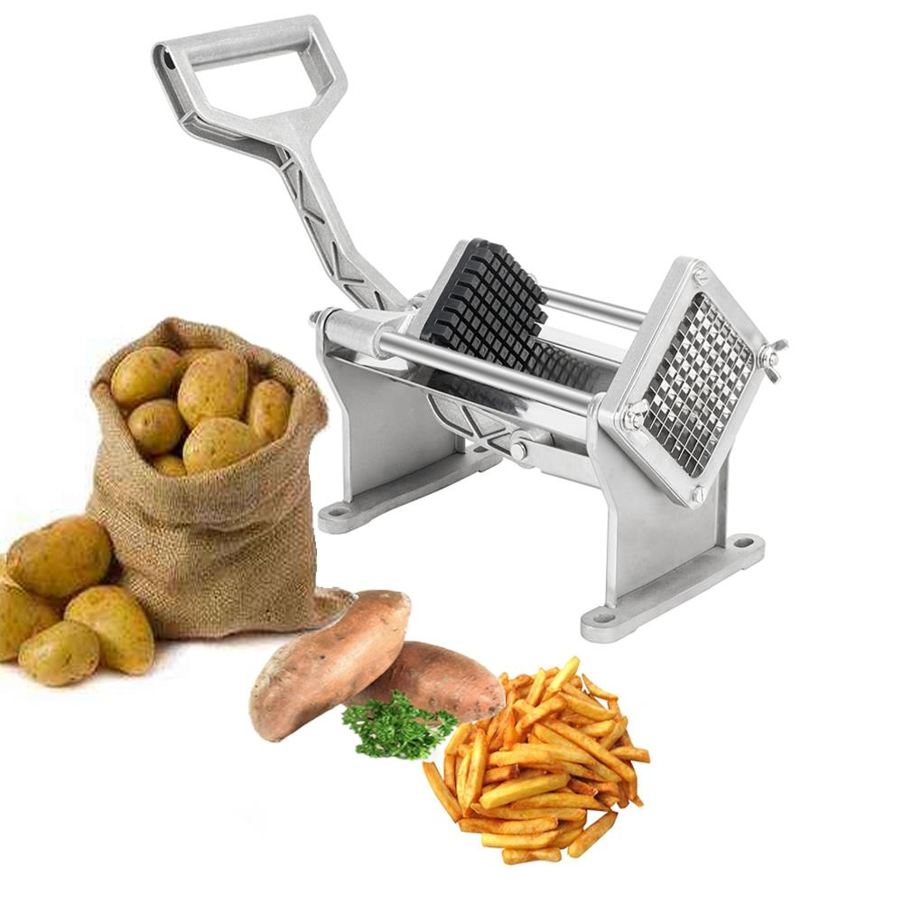 Ktaxon Heavy Duty Fry Cutter,Potato French Fry Fruit Vegetable Cutter Slicer Commercial Quality