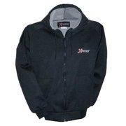 Hooded Jacket, Black, XL 37084
