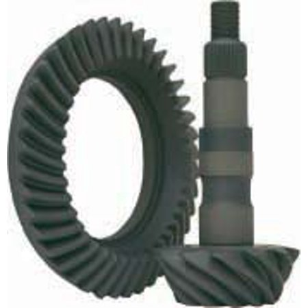 Yukon Gear  Axle ZG GM9.5-538 Usa Standard Gear Usa Standard Ring  Pinion Gear Set For Gm 9.5 In A 5.38 (Usa Standard Gear Axle)