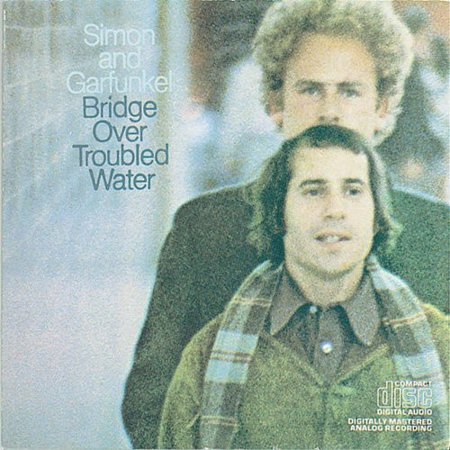 Bridge Over Troubled Water (CD) (Simon And Garfunkel Bridge Over Troubled Water)