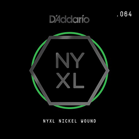 Nyxl Single Nickel Wound 064