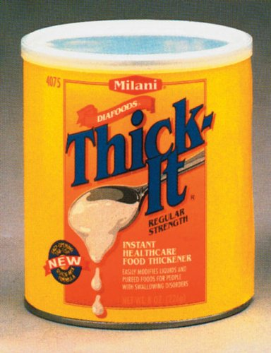 Thick-It Instant Food & Beverage Liquid Thickener Unflavored 8 oz by