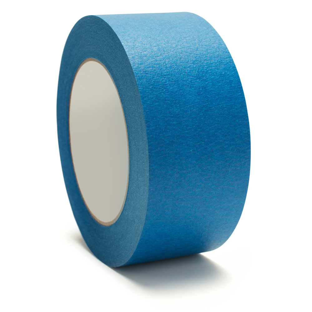 Blue Painters Masking Tape 2 Inch x 60 Yards 5.6 Mil 48 Rolls