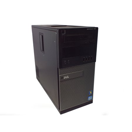 Refurbished Dell OptiPlex 790 MT Desktop, Intel Core i5 3.10GHz, 8GB DDR3, 2TB HDD, Win-10 Pro (Top 10 Computer Hackers In The World)
