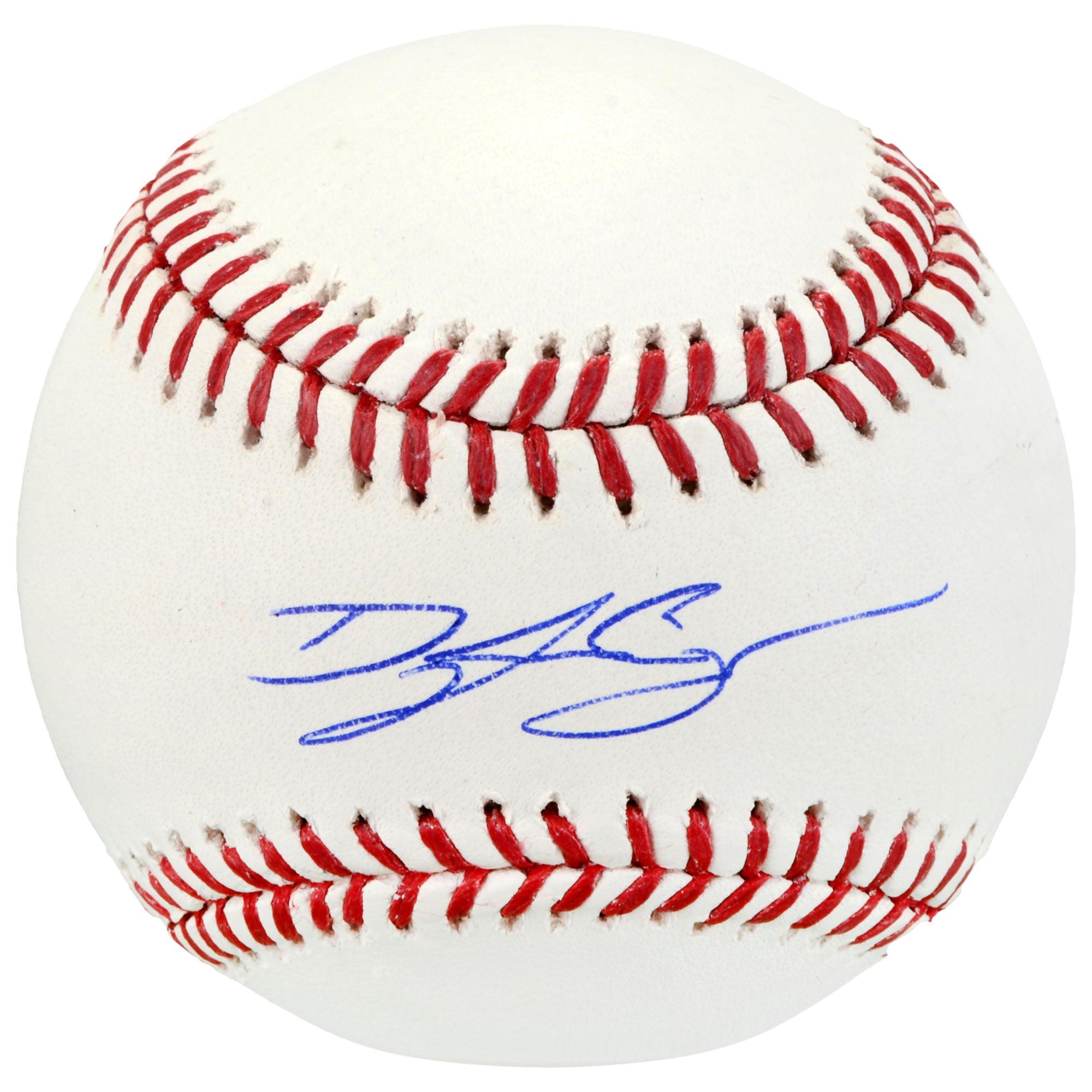 Dylan Cozens Philadelphia Phillies Fanatics Authentic Autographed Baseball - No Size