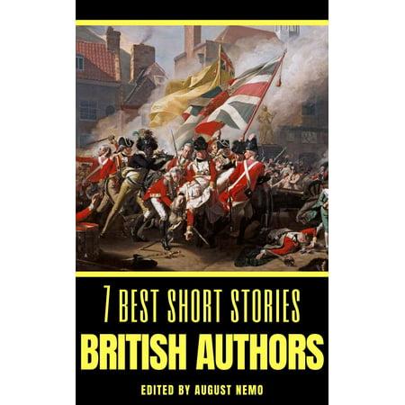 7 best short stories: British Authors - eBook (Best Food For British Shorthair)