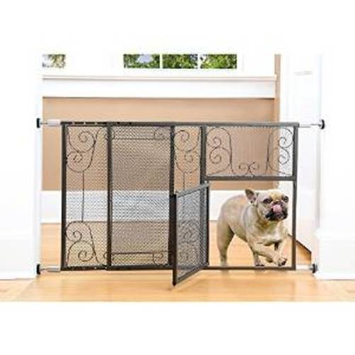 ETNA Expandable Metal Pet Gate