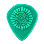Dunlop AALP02 Animals As Leaders Primetone, .73mm, 3 Pick Player's Pack, Green