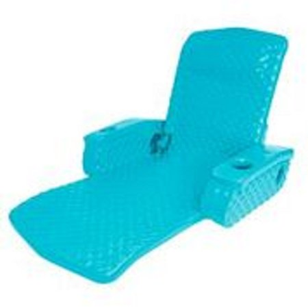 Image of Tropical Teal Super Soft™ Adjustable Recliner Swimming Pool Lounge Chair