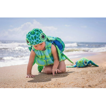 Sea Turtle Toddler Halloween Costume, 12-18 Months - Sea Turtle Halloween Costume