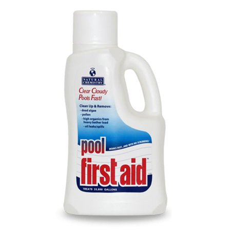 Natural Chemistry NC03122EACH 2 liter Pool First Aid