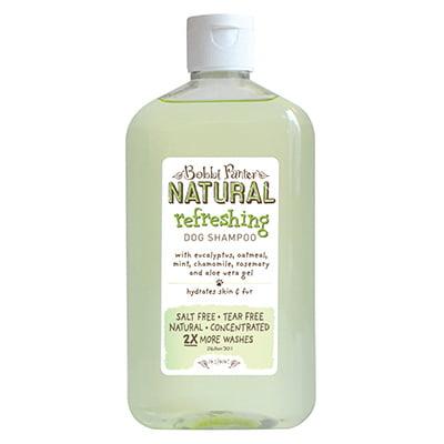 BOBBI PANTER PET PRODUCTS Natural Line Dog Shampoo, Refreshing, 14-oz. by BOBBI PANTER PET PRODUCTS